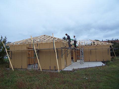 Construction 2 : étape 1