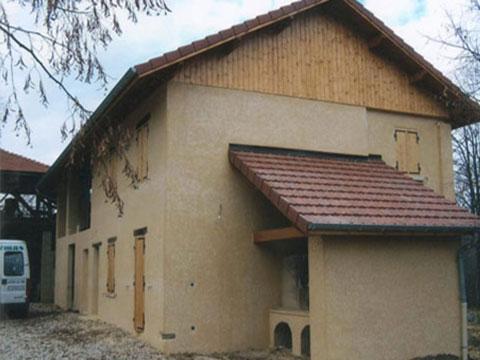 Rénovation 1 : après